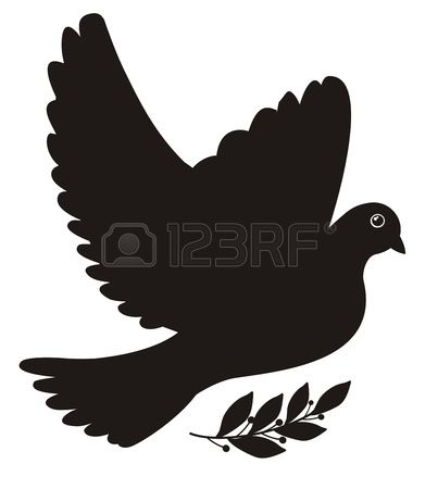 Dove Silhouette Images & Stock Pictures. Royalty Free Dove.