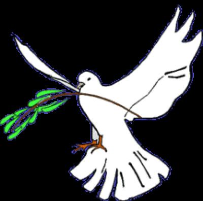 Paloma de la paz png AbeonCliparts.