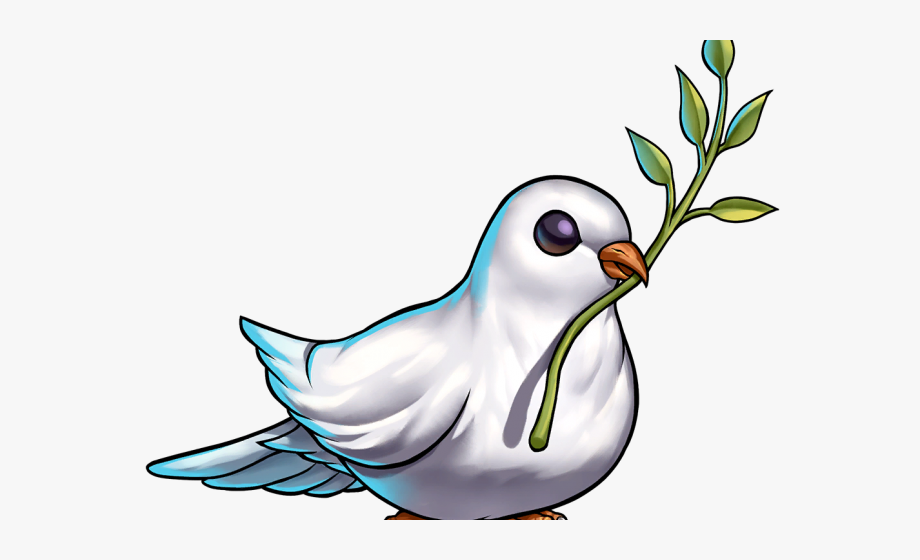 Pigeon Clipart War And Peace.