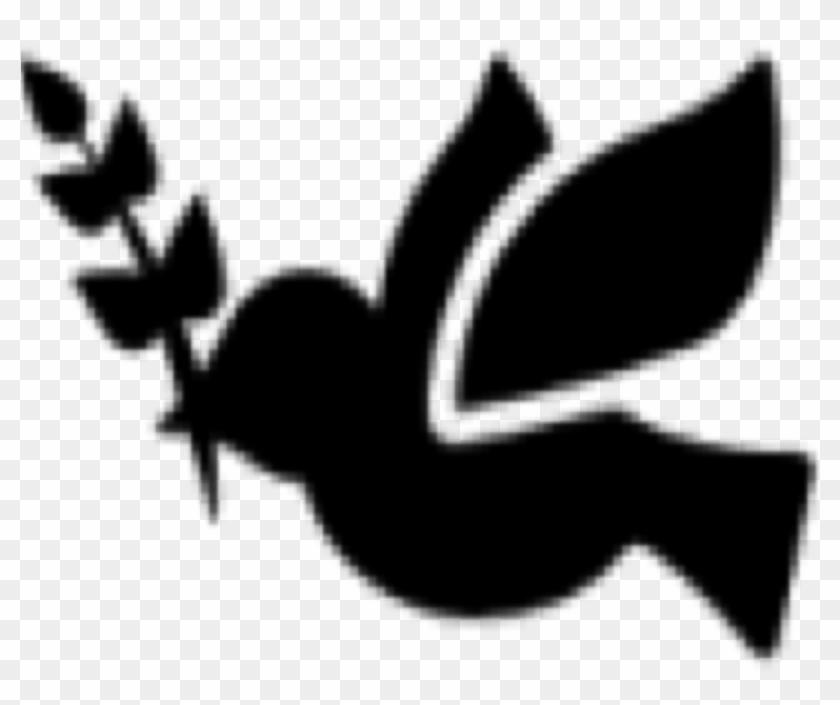 silhouette #shadow #black #ftestickers #natnat7w #dove.