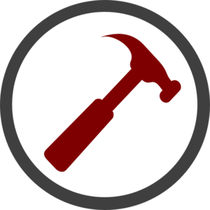 Red Hammer Clip Art at Clker.com.