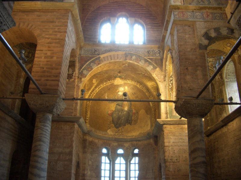 Fethiye Mosque (Pammakaristos Church) Museum.