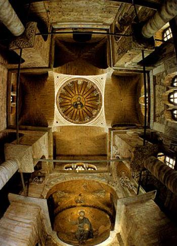 "Fethiye Camii ""Pammakaristos Church""."