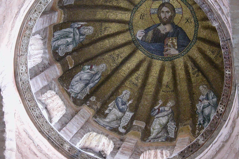 Mosaics and History.
