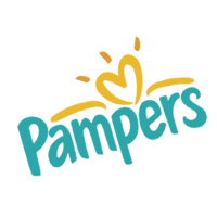 Pampers logo png 3 » PNG Image.