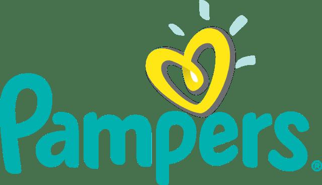 Pampers Logo transparent PNG.