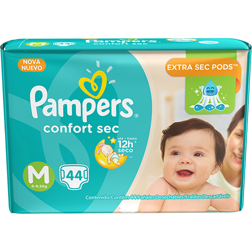 Fraldas Pampers Png Vector, Clipart, PSD.