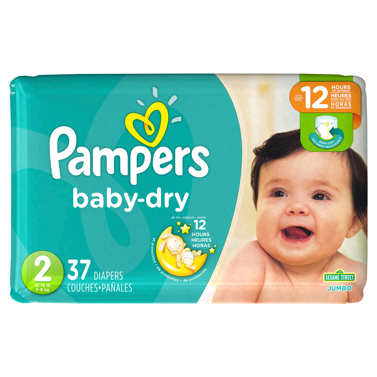 Pampers Baby.
