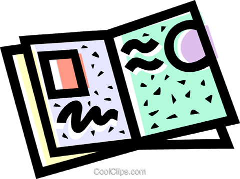Pamphlets clipart #19