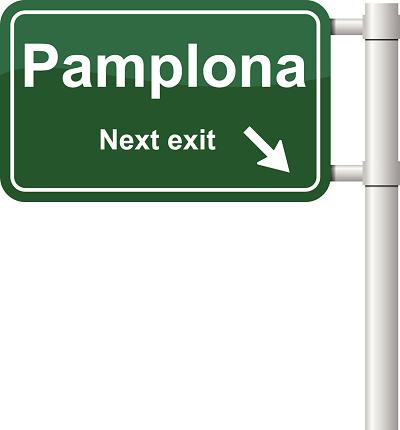 Pamplona Clip Art, Vector Images & Illustrations.