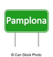 Pamplona Vector Clipart Royalty Free. 38 Pamplona clip art vector.