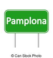 Pamplona Vector Clipart Royalty Free. 38 Pamplona clip art vector.