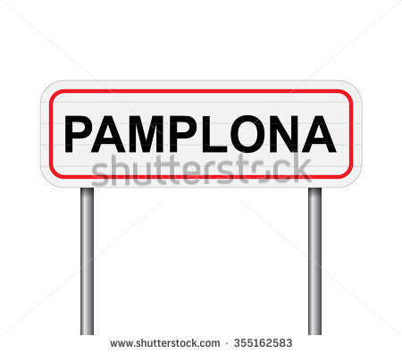 Pamplona Stock Photos, Royalty.