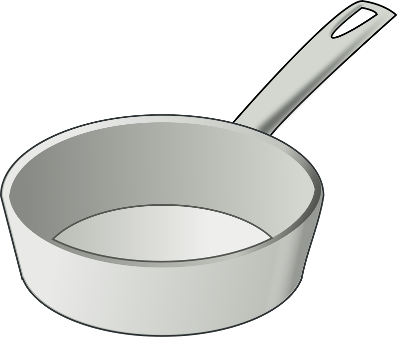 Free Clipart: Skillet.