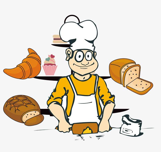 Baker clipart panadero, Baker panadero Transparent FREE for.