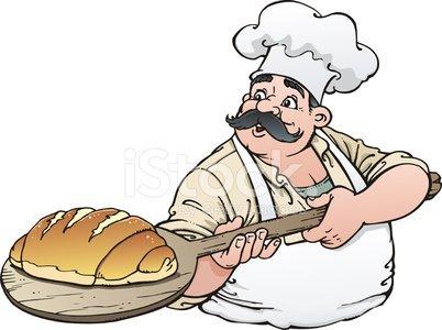 Clipart panadero 3 » Clipart Portal.
