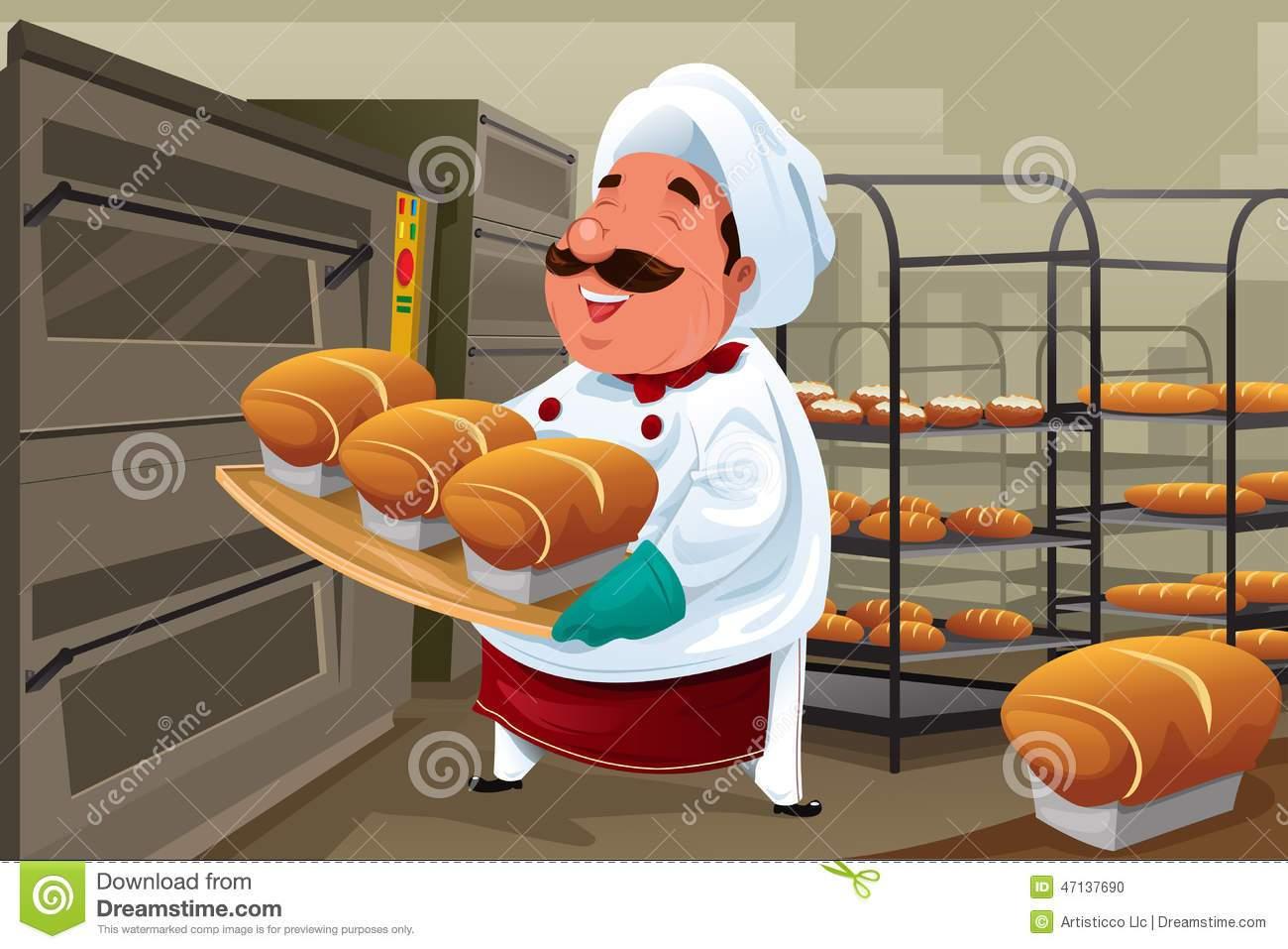 Clipart panadero » Clipart Portal.