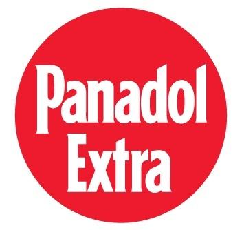 Panadol Extra logo.
