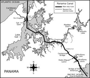 Panama Canal Clip Art at Clker.com.