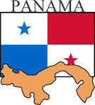 Vector Illustration of Panama.