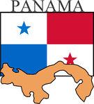 Vector Illustration of Panama.