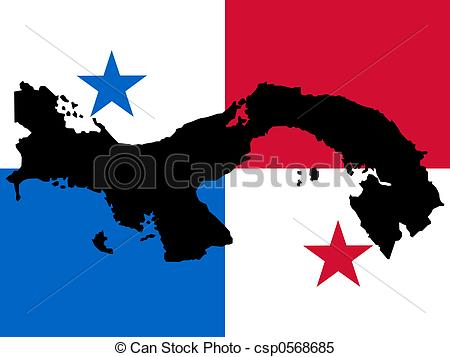 Panama clipart #8