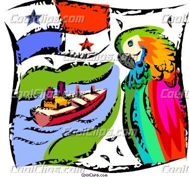 Panama Clipart.