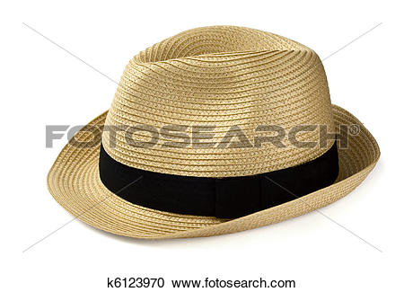 Stock Photography of Panama hat k6123970.