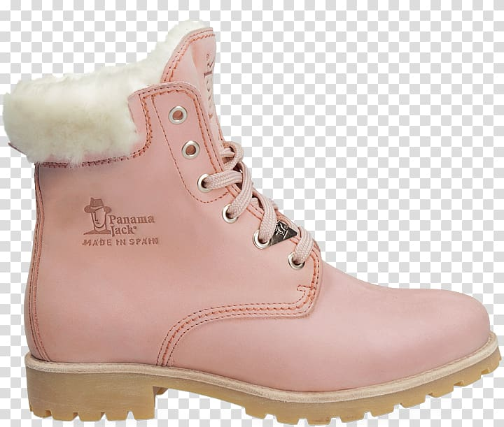 Boot Footwear Pink Shoe Panama Jack, igloo transparent.