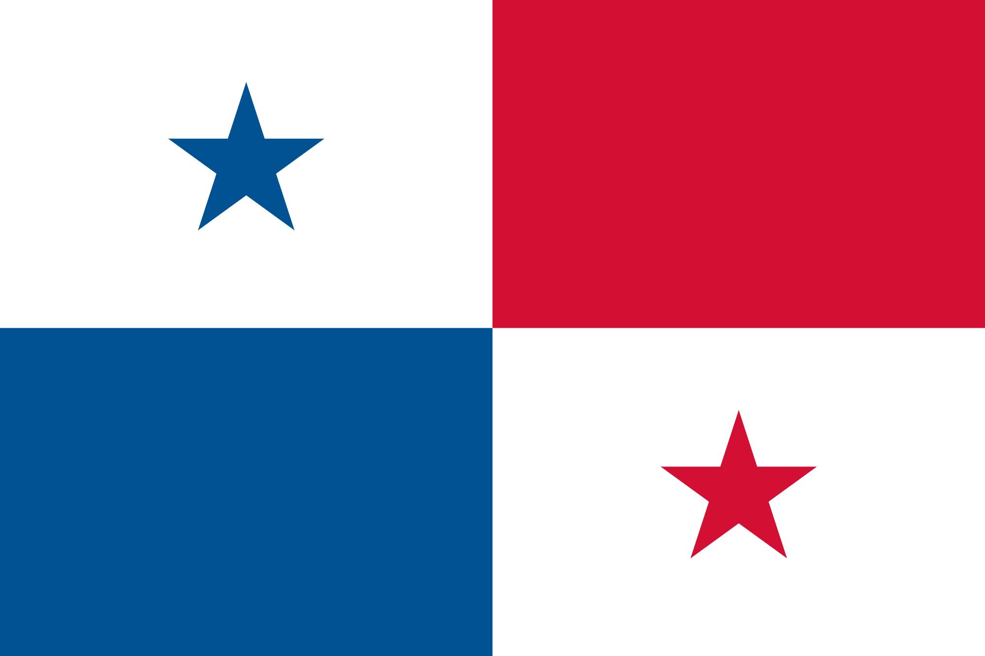 Outline of Panama.