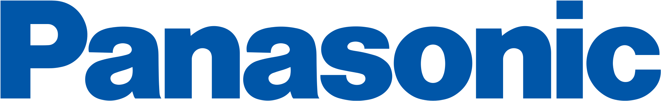 Panasonic Logo Transparent.