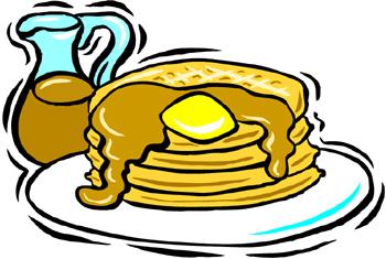 63+ Pancake Breakfast Clipart.