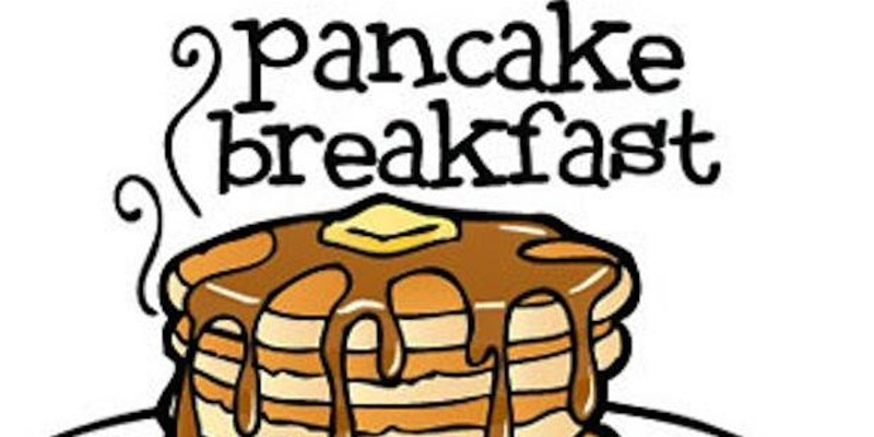 Pancake Breakfast Clipart.