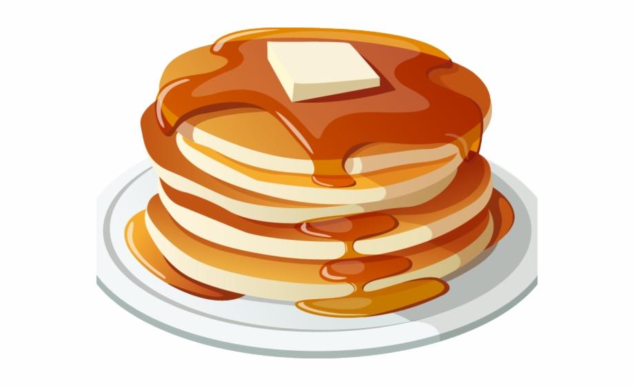 Pancake Clipart Pancake Bacon.