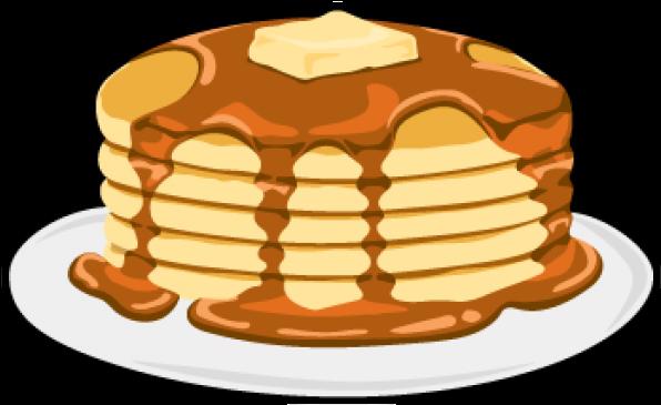 Pancake Art.