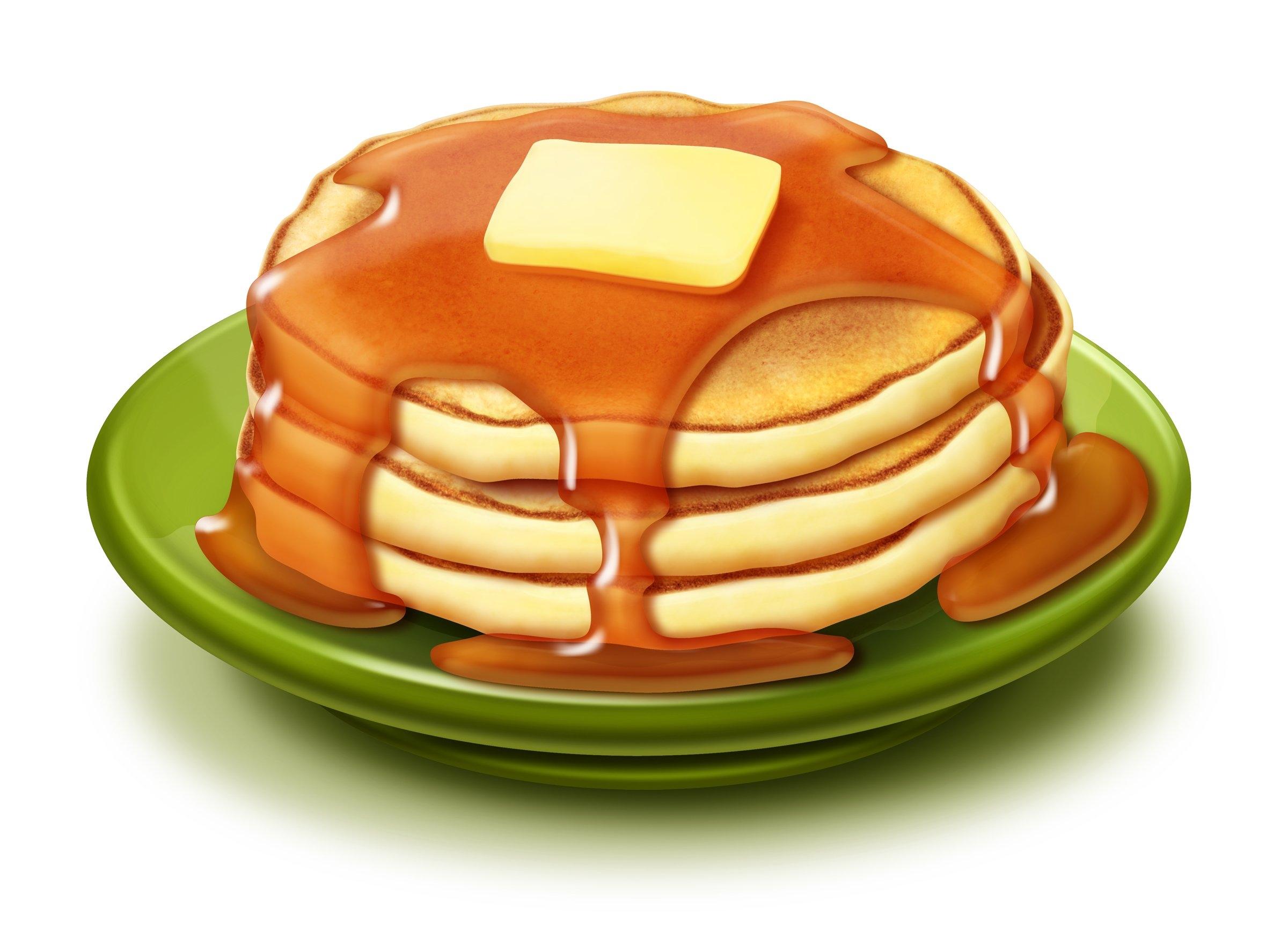 Pancake clipart Inspirational Pancake Clip Art Many.