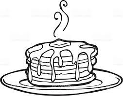 Image result for clipart black and white delicious cakes.