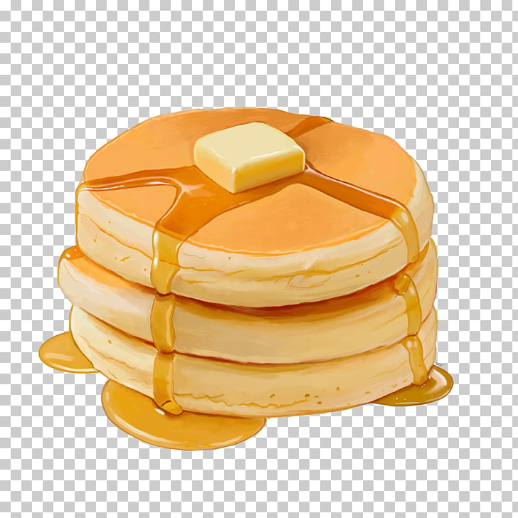 Pancake Android P Pixel 2 Pixel Art, Color by Number.
