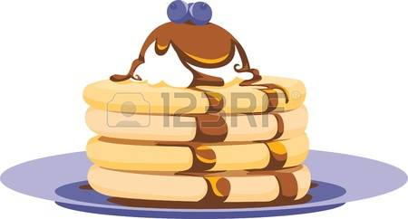2,952 Pancake Illustration Stock Illustrations, Cliparts And.