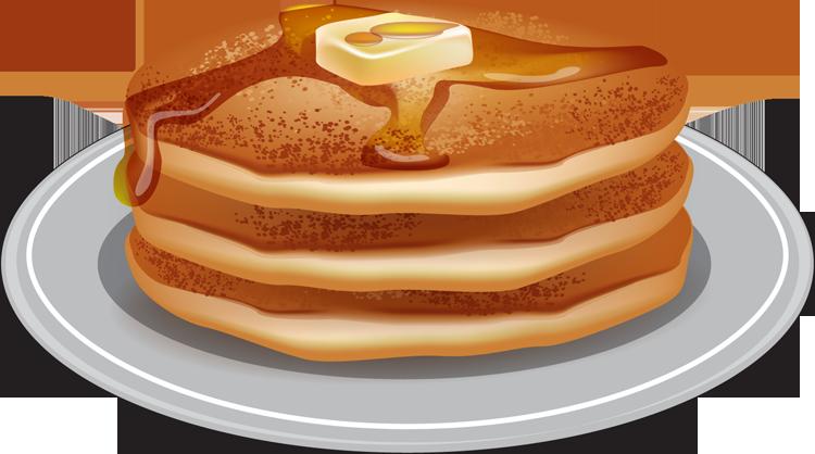 Pancakes clipart pancake ingredient, Pancakes pancake.