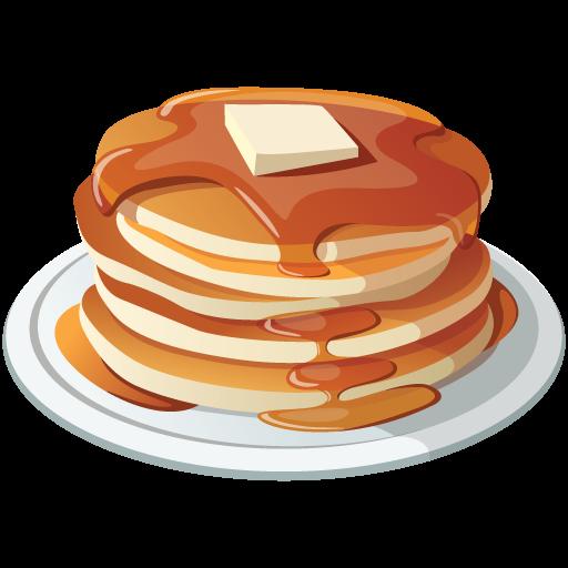Pancake PNG Image.