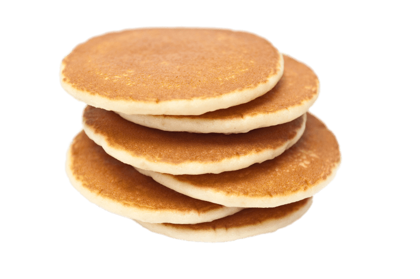 Pancakes Small transparent PNG.