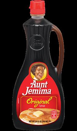 Aunt Jemima Pancake Syrup (Large).