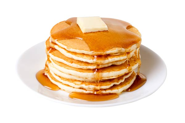 Download Free png File:Pancakes and Maple Syrup.