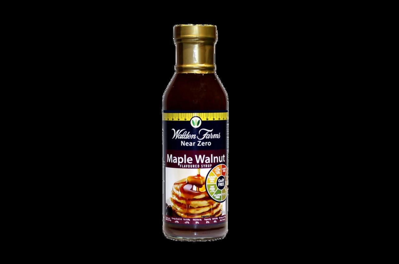 Walden Farms Maple Walnut Syrup.