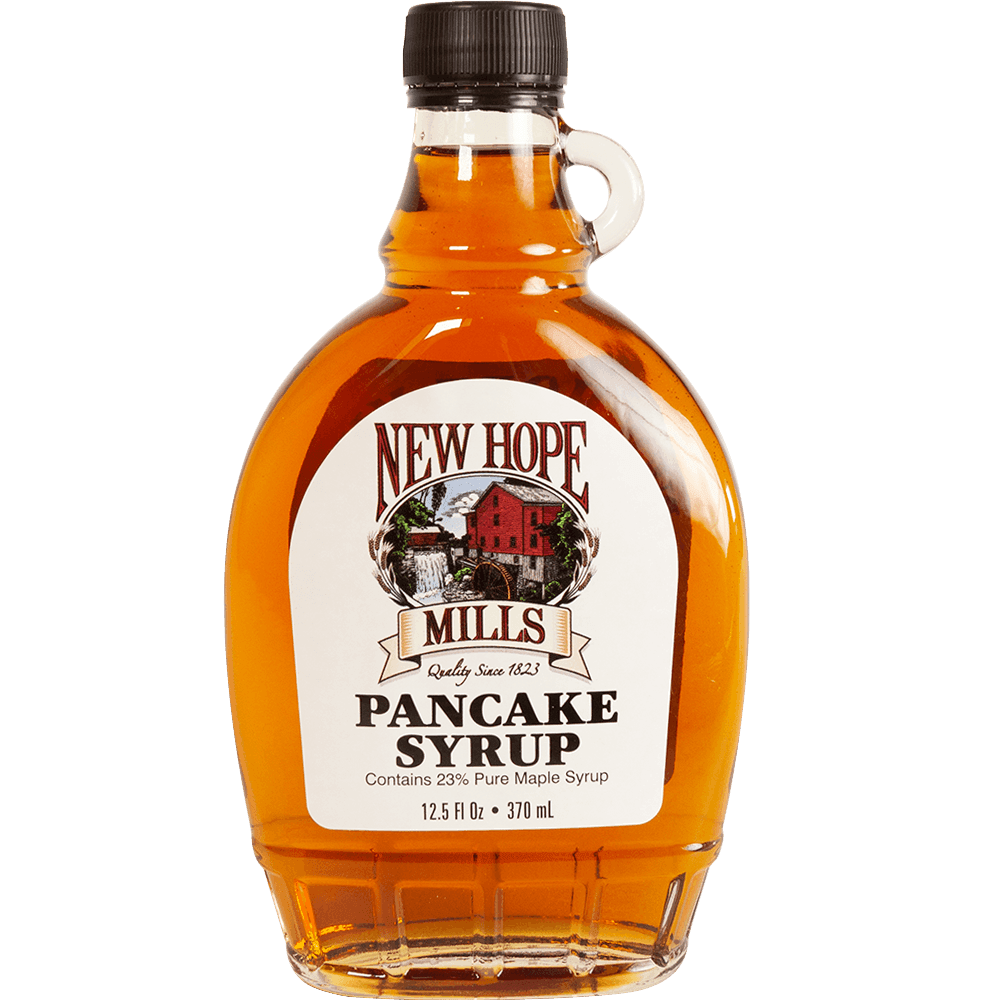 Pancake Syrup.