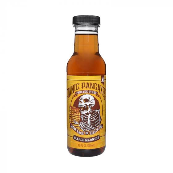 Sinister Labs Panic Pancake Sugar Free Syrup 355ml.