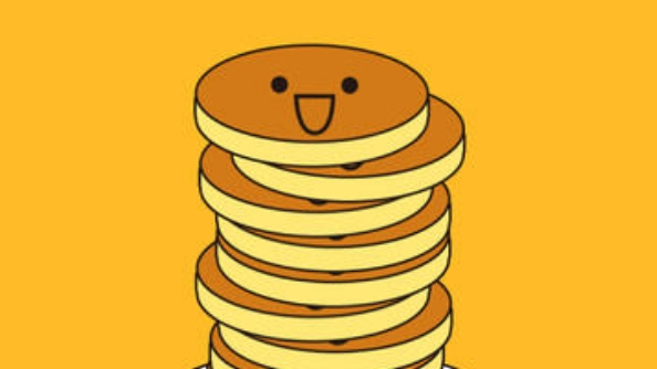 iOS App of the Day: Pancake Tower.