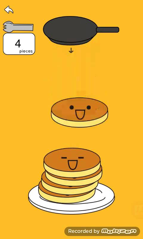 Pancake Tower.