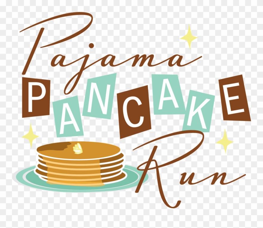 Pajama Pancake Run.